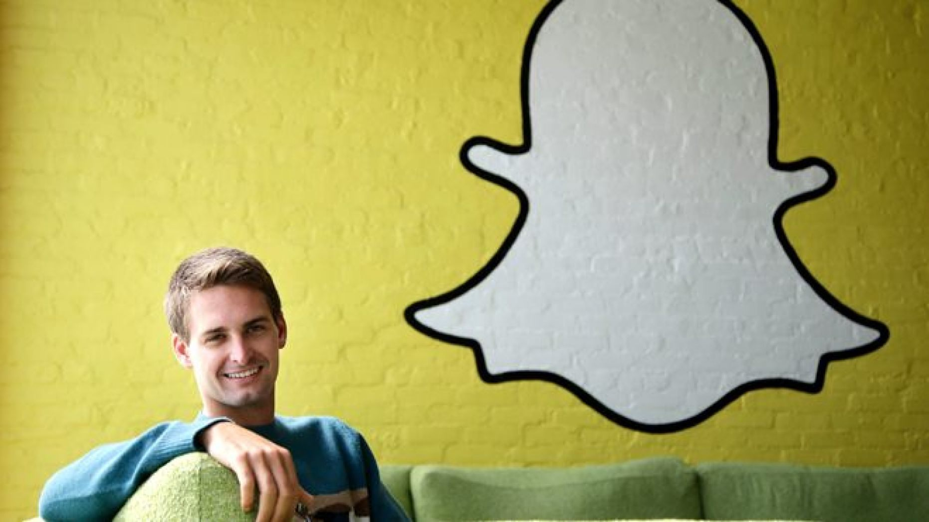 CEO of Snapchat Evan Spiegel