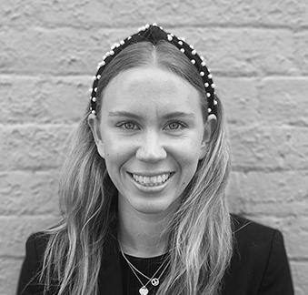 Senior Social Media Manager Jessica Spork