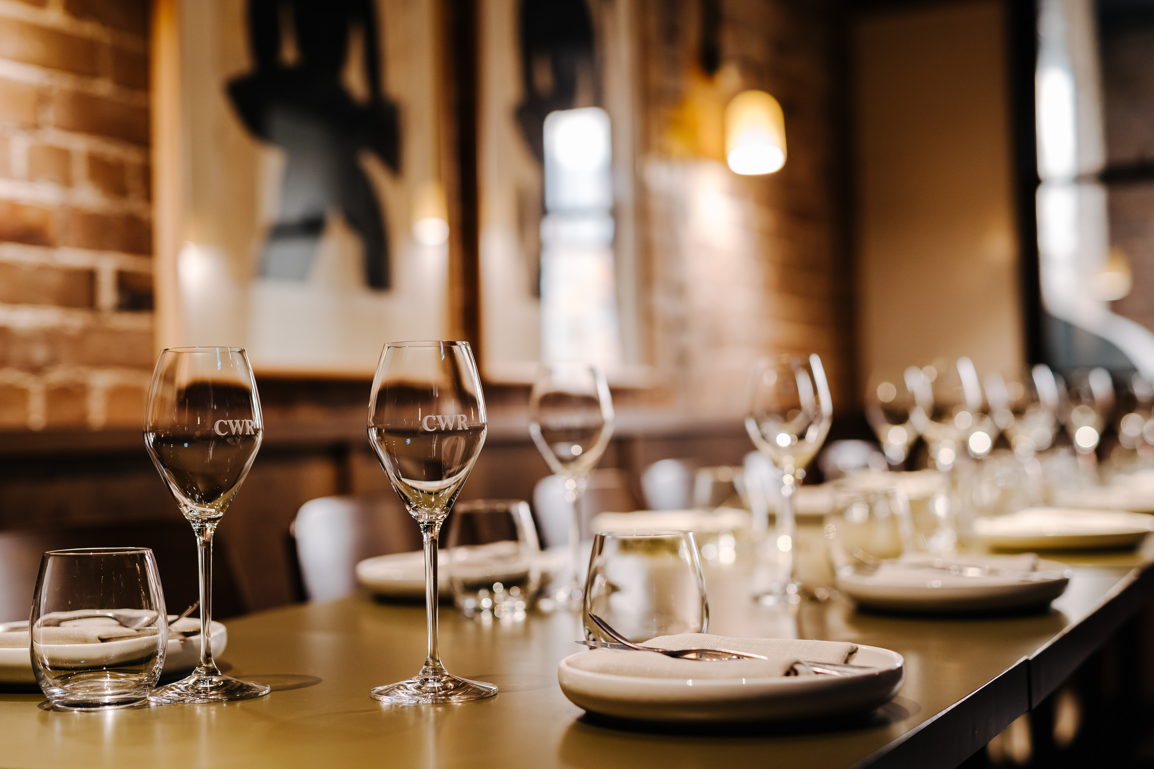 sydney design social coogee wine room logo branding glassware