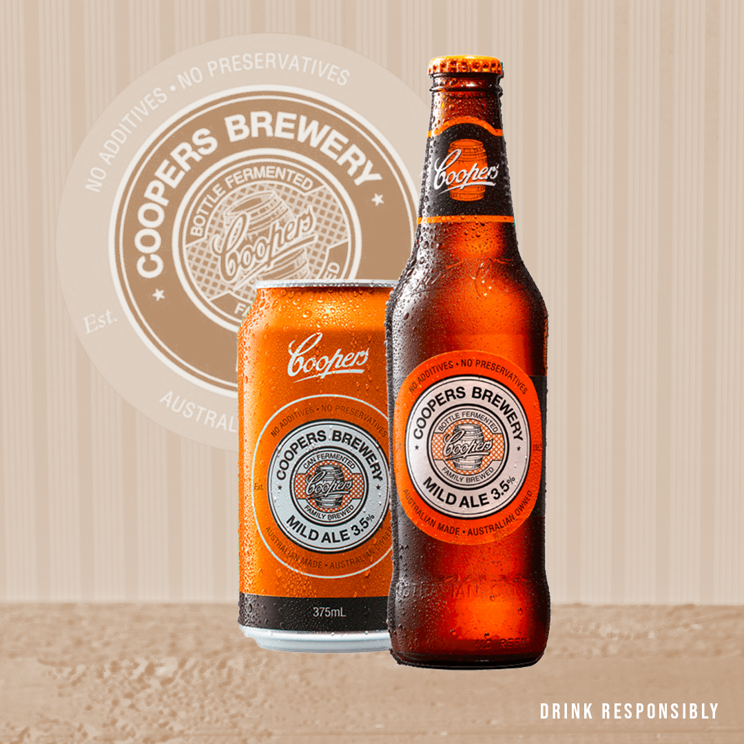 mary ellen hotel coopers brewery beer ad