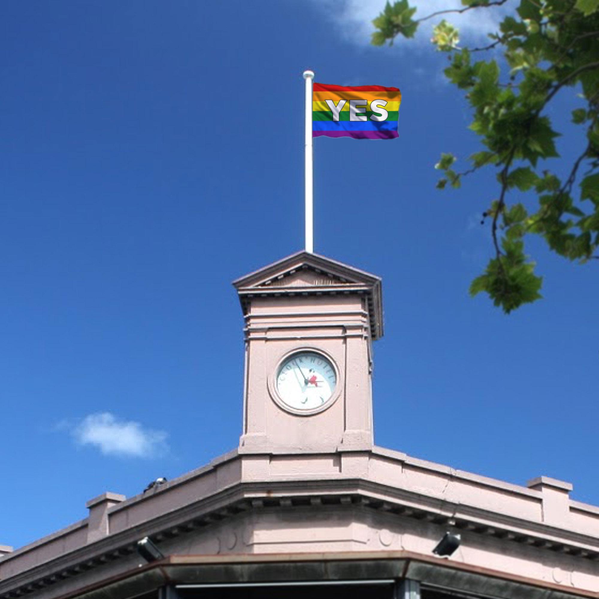 sydney design social flag design