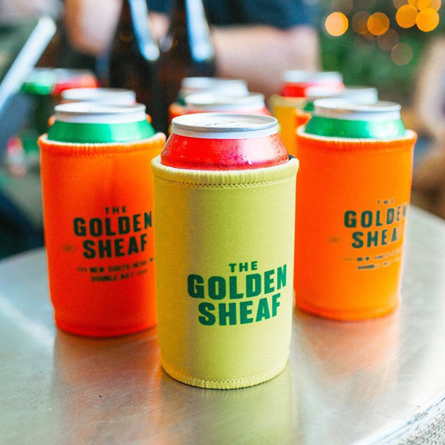 golden sheaf double bay custom beer coolers design by sydney design social