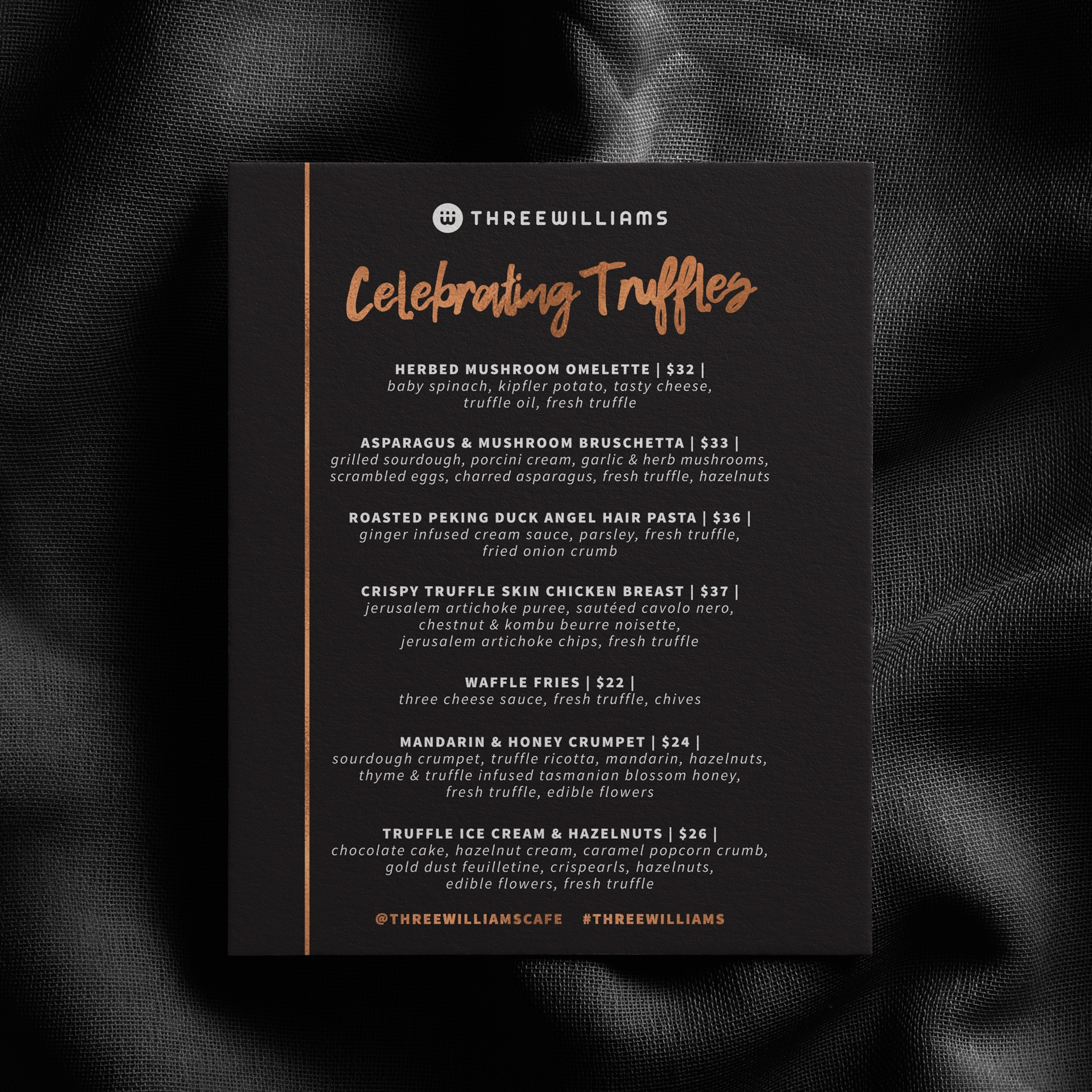 sydney-design-social-three-williams-redfern-celebrating-truffles-menu