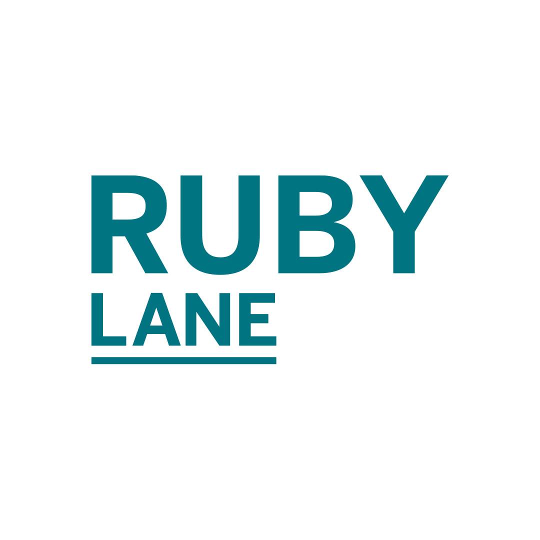 sydney design social logo design for ruby lane